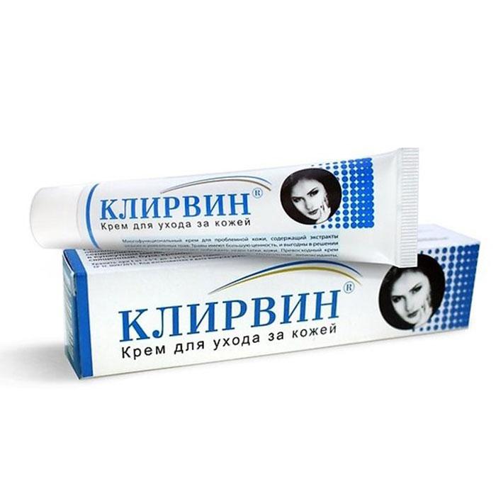 Kem trị sẹo của Nga Kirlvin