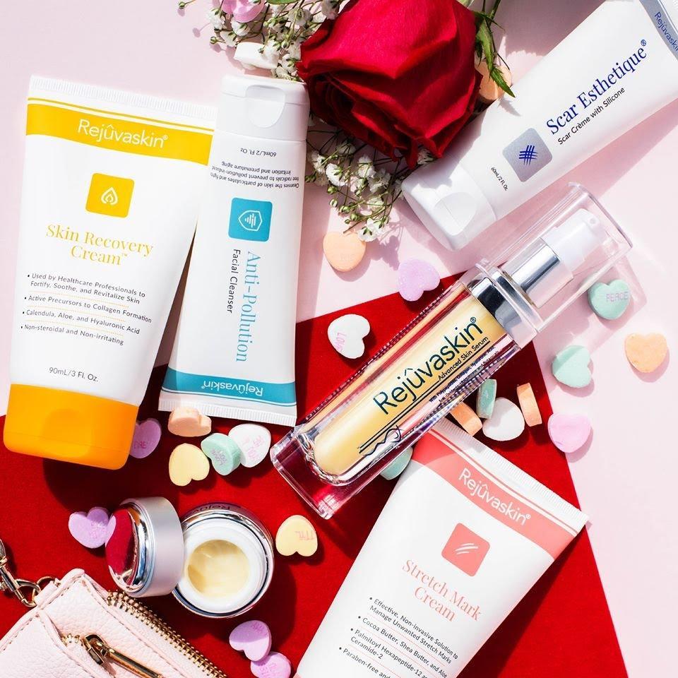Các dòng sản phẩm skincare của nhà Rejuvaskin cho làn da khỏe mạnh từ bên trong