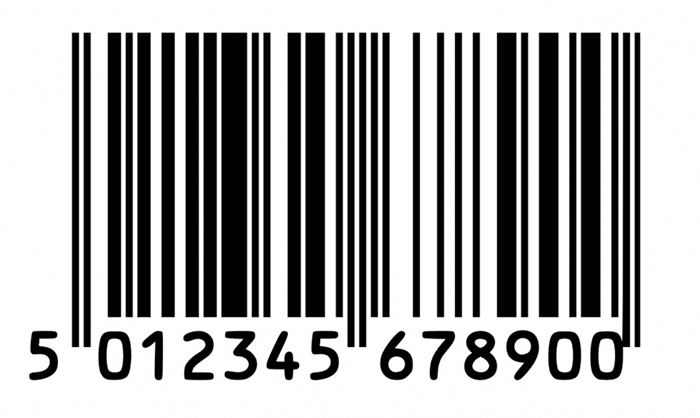 Mã vạch (hay còn gọi là Barcode) - Ảnh minh họa