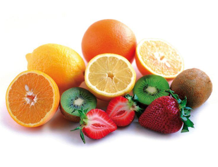 Bổ sung các loại hoa quả giàu vitamin C